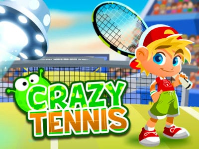 Crazy Tenis online game