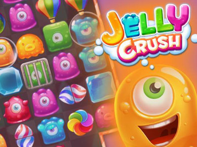 Jelly Crush online hra