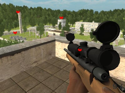 Sniper Strike online game
