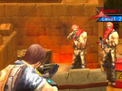 Assault Fury online game