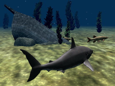 Great White online game