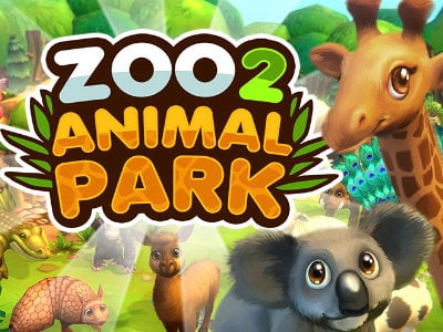 Zoo 2: Animal Park online hra