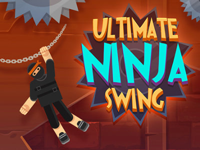 Ultimate Ninja Swing online game