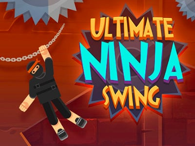 Ultimate Ninja Swing online hra
