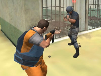Mad City Prison Escape online game