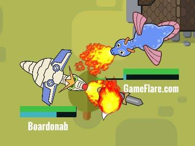 Drakes.io online game