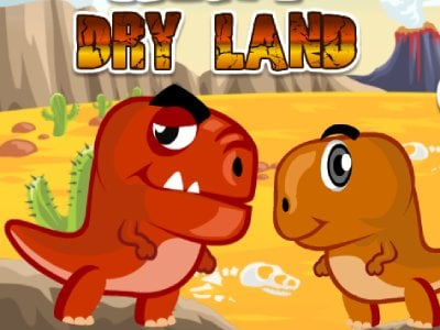 Dino Meat Hunt Dry Land oнлайн-игра