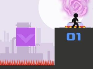 Stickman Vector online hra