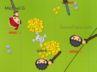 Yohoho.io online game
