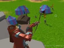 Archer Master 3D: Castle Defence online game