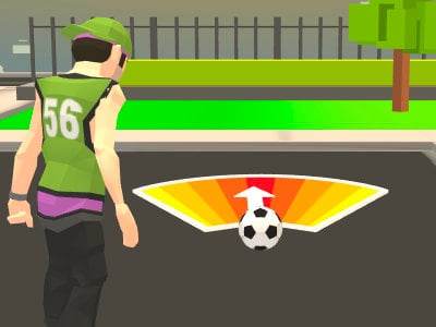 Soccer Shoot 3D online game