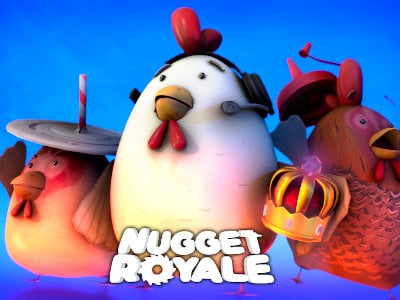 Nugget Royale.io online game