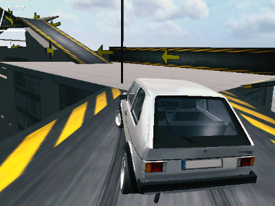 City Car Simulator online hra