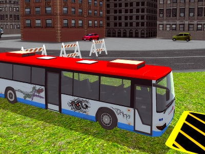 Bus Parking Simulator online game