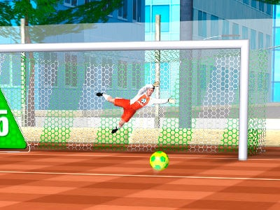 Street Freekick 3D online game
