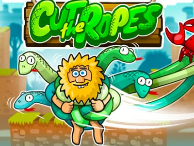 Adam and Eve: Cut the Ropes online game