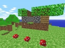 Minecraft Classic online hra