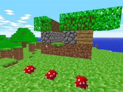 Minecraft Classic online game