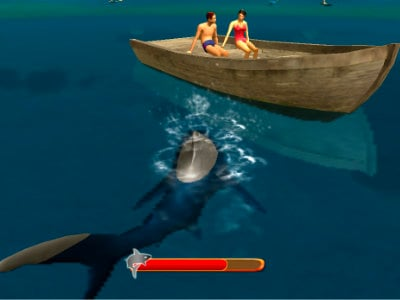 Hungry Shark online hra