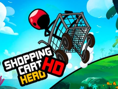 Shopping Cart Hero HD online game