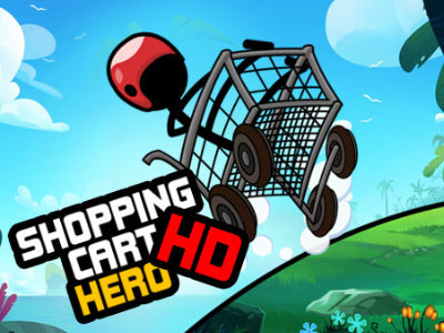 Shopping Cart Hero HD oнлайн-игра