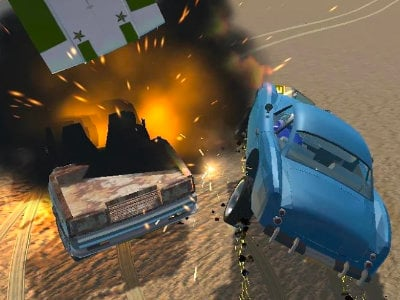 Xtreme Demolition Arena Derby online game