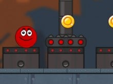 Ball Hero Adventure: Red Bounce Ball online game