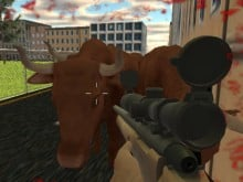 Crazy Bull Attack online game