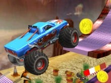 Xtreme Monster Truck online hra