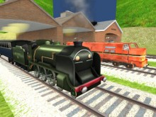 Russian Train Simulator online game