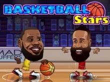 Basketball Stars 2D online hra