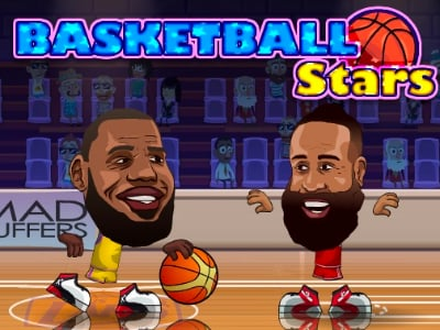 Basketball Stars 2D online game