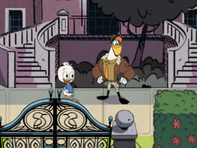 Duckburg Quest online hra