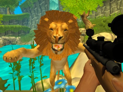 Lion Hunter online game