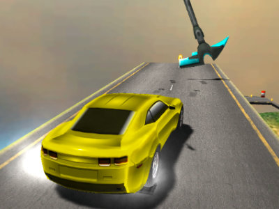 Extreme Stunts Unlimited oнлайн-игра