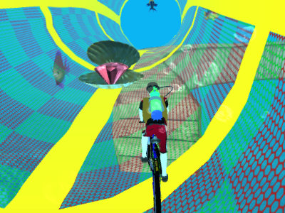 Underwater Cycling online hra
