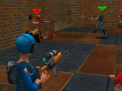 Sniper Clash 3D online hra