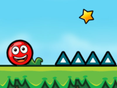 Red Ball Forever online game
