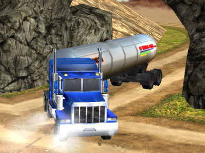 Russian Truck Simulator online game