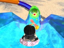 Water Slide 3D online game
