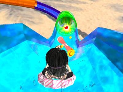 Water Slide 3D online hra