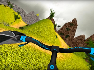 Offroad Cycle 3D online game