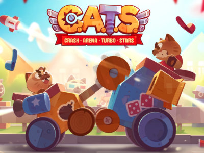 CATS: Crash Arena Turbo Stars online game