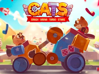 CATS: Crash Arena Turbo Stars online hra