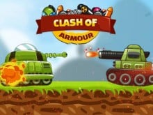 Clash of Armour online game