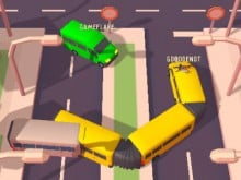 Snakebus.io online game
