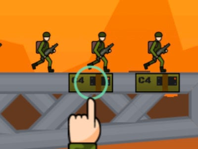 Bomb The Bridge online game