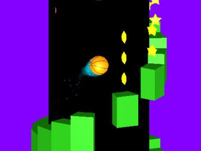 Spiral Jump 3D online game