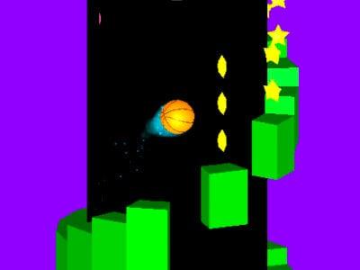 Spiral Jump 3D juego en línea