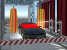 Sports Car Wash online game